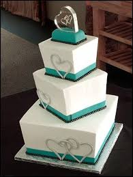 square wedding cakes wedding cakes awesome 3 tier square wedding cake inspired