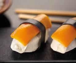 la vraie cuisine italienne ces sushis inspirés de la gastronomie italienne ont l air plus vrais