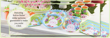 rabbit party supplies easter party decorations easter bunny party supplies easter