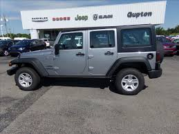 jeep wrangler 4 door silver 2017 jeep wrangler unlimited sport rhd for sale 27 used cars