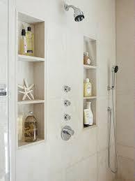 bathroom shower niche ideas 21 best marble bathroom shower niche images on shower