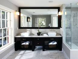 large bathroom mirror ideas ideas for bathroom mirror sjusenate com