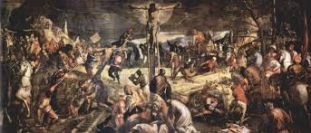 crucifixion 1565 tintoretto wikiart org