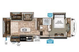 2017 forest river sandpiper 372lok model fifth wheel bunkhouse