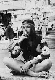 foto hippie figli dei fiori hippy