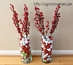 How To Make Home Decor Easy Christmas Table Centerpieces To Make How To Make Easy Snowman