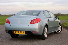 peugeot executive car peugeot 508 saloon review 2011 parkers