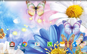 cute butterfly live wallpaper android apps on google play