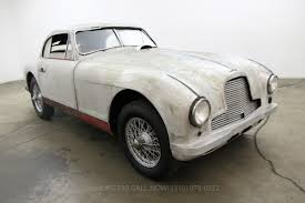 aston martin classic 1952 aston martin db2 vantage coupe beverly hills car club