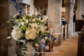 Wedding Flowers Church Blue Wedding Flowers U2013 Passion For Flowers