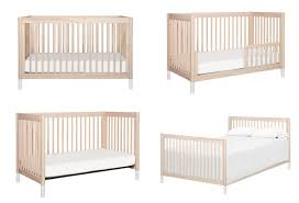 Hudson 3 In 1 Convertible Crib With Toddler Rail by Babyletto Hudson Crib Babyletto Babyletto Hudson Crib And