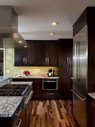 Wood Floors In Kitchen Kitchen Flooring Slate Tile Hardwood Floor In Leather Look
