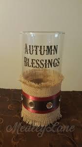 Blessings Unlimited Home Decor Autumn Blessings Glass Decor U2013 Medley Lane