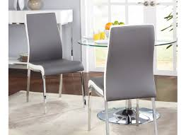 dining room outstanding high back leather dining room chairs