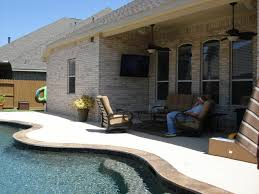 outside home theater home theater installation houston tv installation flat screen