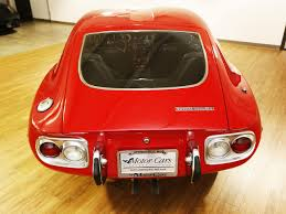 motorcars toyota 1967 toyota 2000gt