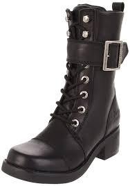 harley motorcycle boots amazon com harley davidson women u0027s jammie boot mid calf