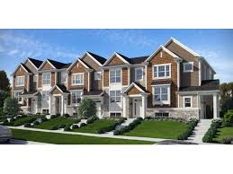 row homes sales begin at the row homes of fontana shodeen homes offers low