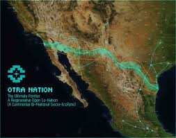 Mexico Wall Map This Proposal Would Turn Trump U0027s Us Mexico Border Wall Into A