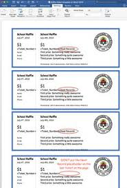 avery tickets template avery printable raffle tickets raffle tickets for fundraising