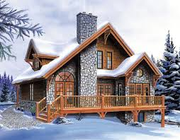 hillside cabin plans house plan 65246 bungalow country craftsman hillside vacation