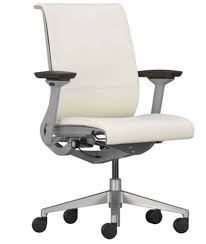 reclining desk chair wooden leather chairs club executive modern