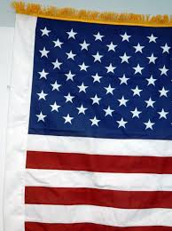 American Flag Magnet Cotton American Flag
