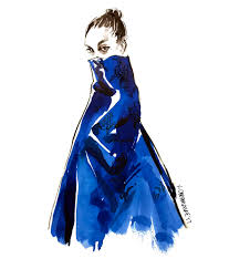 cadamatre fashion sketchbook nyc based illustrator