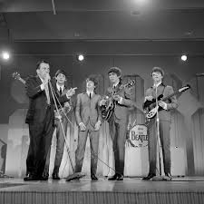 the beatles perform at the deauville hotel miami beach florida