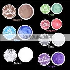 Jual Pomade Murah Kediri pomade warna suavecito hair clay wax 9 colour pewarna rambut yang