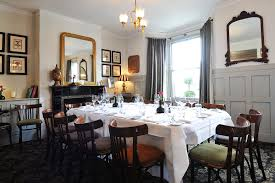 restaurant with private dining room le salon privé