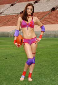 adrianne curry images adrianne curry for lingerie bowl may 05 adrianne curry for