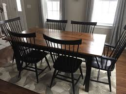 Shaker Dining Room Set Shaker Style Dining Room Table Gqwft