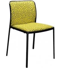 Kartell Armchair Audrey Soft Textile Kartell Chair Milia Shop
