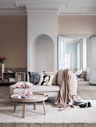 Chambre Couleur Pastel by Salon Couleur Lin Et Taupe Campagne Et Brocante La Touche Dagathe