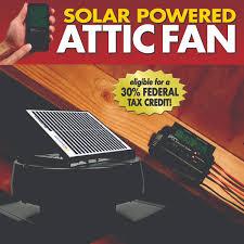 u s sunlight u0027s solar attic fan and skylight tube u2015 stronger than