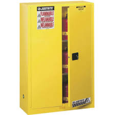 flammable liquid storage cabinet justrite 45 gallon sure grip ex flammable liquid storage cabinet