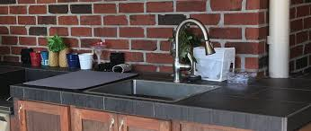 Outdoor Kitchen Sinks And Faucet Outdoor Kitchen Sink Faucet Buying Guide Bbq Guys