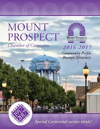 mount prospect il chamber guide by town square publications llc