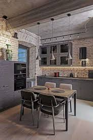 kitchen ideas with white washed cabinets striking loft kitchen design ideas that reveal the of