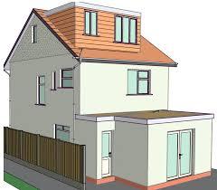 Dormer Extension Plans Coulson U2013 Attic Dormer Bedroom Extension Homeplan Designs
