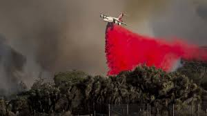 Wildfire Burning Near Me by Blue Cut Fire Near Cajon Pass Downgraded To 25 600 Plus Acres