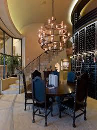 Wine Cellar Chandelier Foyer Chandelier Ideas Wine Cellar Contemporary With Wine Room