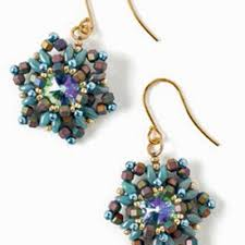 earrings ideas free beading patterns you to try interweave