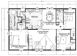 Floor Plans For Mobile Homes Double Wide Palm Beach Mobile Home Floor Plan Factory Expo Home Centers