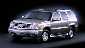 2002 Cadillac Escalade Youtube