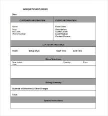 Repair Order Template Excel Order Template 26 Free Word Excel Pdf Documents