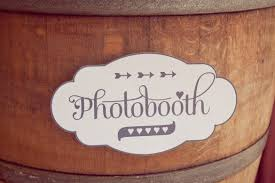 Photo Booth Sign Free Wedding Photo Booth Printables Popsugar Smart Living