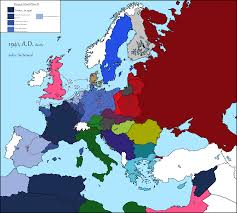 Map Of Germany And France by Motf 106 Maps In The Mirror Alternate History Discussion