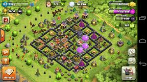 coc layout builder th8 slaughter house th8 trophy base